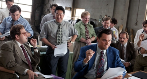 the wolf of wall street screen