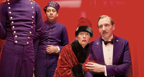 the grand budapest hotel screen